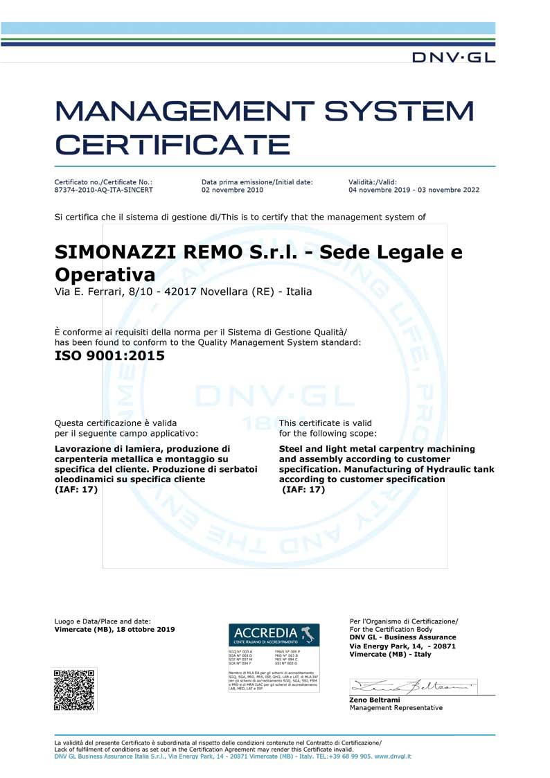 CERTIFICATO---SIMONAZZI-REMO-S.r.l.---ISO-9001---2020-02-26